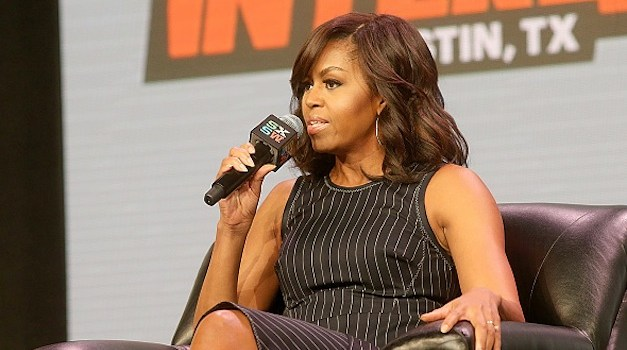 Michelle Obama Promotes Access to Education for 62 Million Girls at SXSW Festival