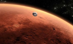 100-Million Year Long Asteroid 'Bombardment' May Have Caused Life on Mars