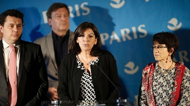 Paris Mayor Announces Opening of First Refugee Camp to Provide Housing