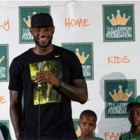 LeBron James Foundation To Pay The College Tuition Of 1,100 Students
