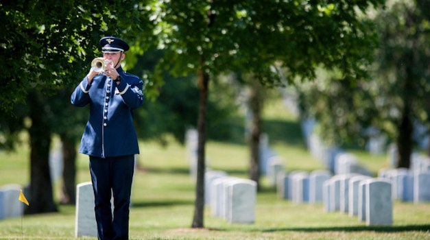 Female WWII Pilot Finally Laid To Rest At Arlington National Cemetery