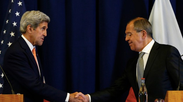 John Kerry Announces U.S.-Russian Backed Syrian Ceasefire