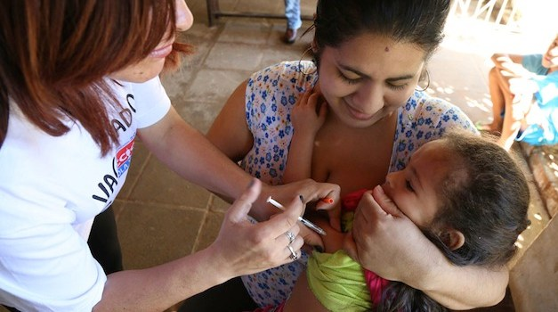 Region Of The Americas Is The First In The World To Have Eliminated Measles