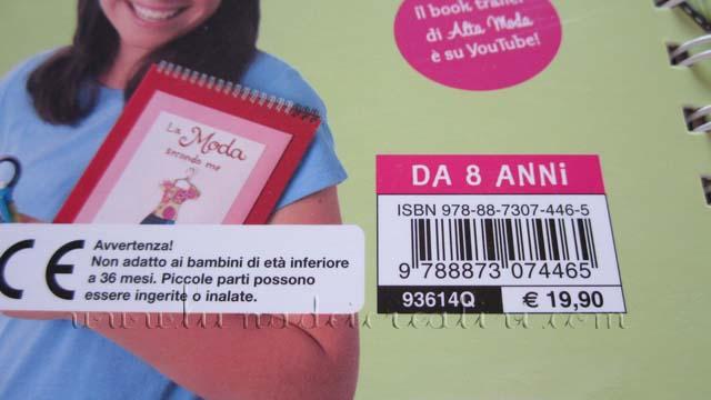 """I libri sui """"Giochi"""" hanno un prezzo che va più o meno dai 10€ ai 20€"""
