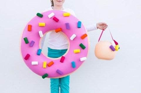Vestito da donut