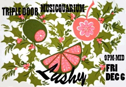 Lushy TD Dec 6