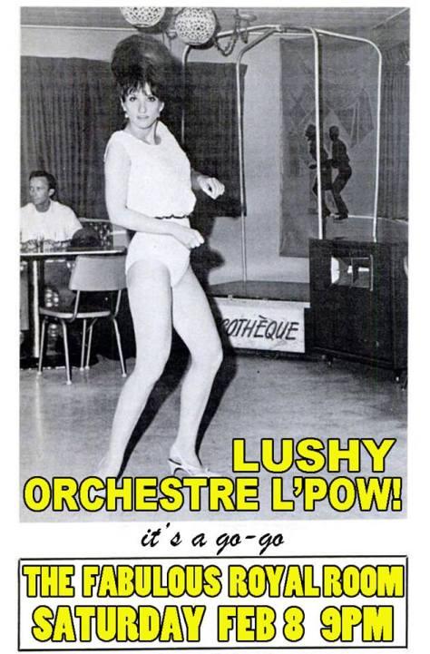 Lushy RR feb 8