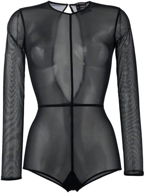 ANN D_Sheer Bodysuit