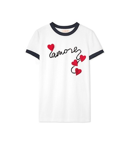 Tory Burch Amore T-Shirt