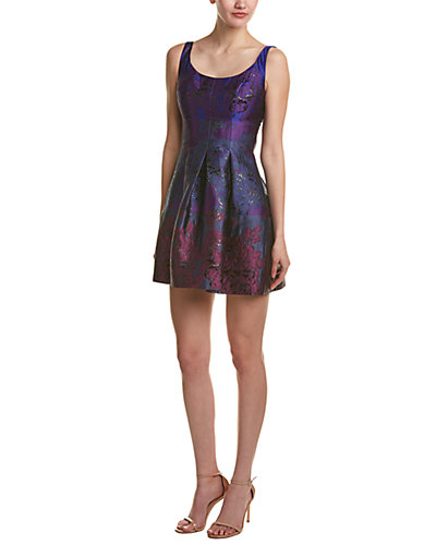 Cynthia Rowley brocade dress