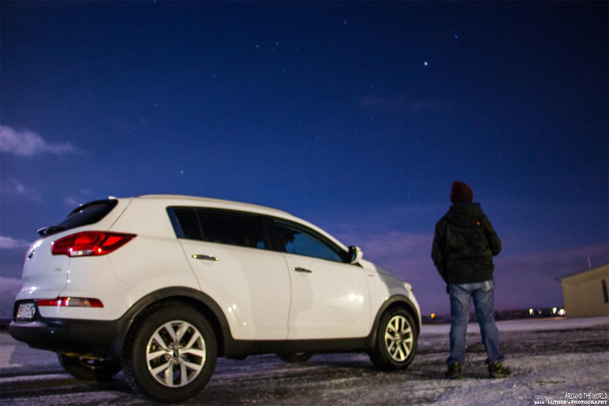 雪地开车初体验 – 冰岛五日自驾游day01(附自驾小叮咛)