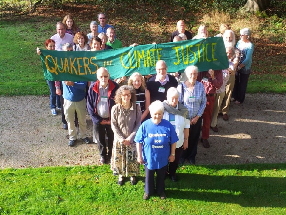 Quakers At The Climate March