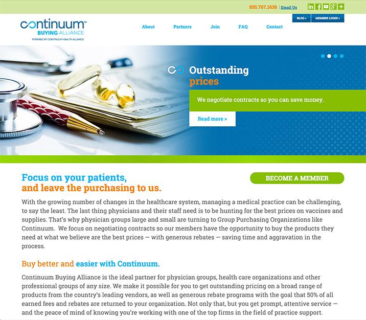 Continuum Savings
