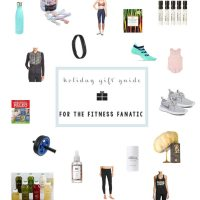 Gift Guide: For the Fitness Fanatic