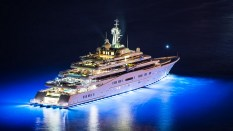 yacht eclipse