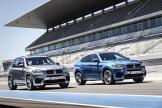 BMW-2016-X5-M-and-X6-M-Lateral-View