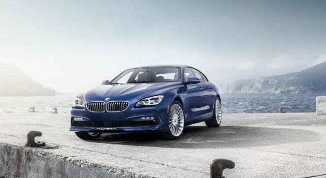 BMW Alpina B6 xDrive Gran Coupé : La série 6 de la marque atteint les 608 chevaux