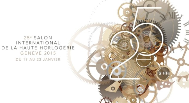 Top 5 des montres du Salon International de la Haute Horlogerie 2015