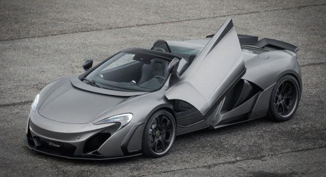FAB Design McLaren 650S Vayu : Une version modifiée à l'extrême