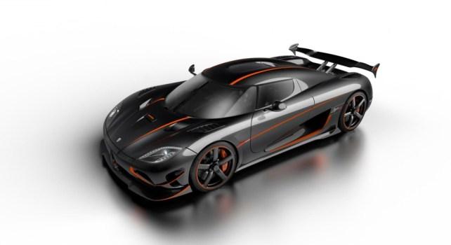 Koenigsegg Agera RS : Un bolide utilisable au quotidien