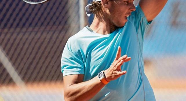 Richard Mille Tourbillon RM 27-02 Rafael Nadal : Une montre révolutionnaire en l'honneur du tennisman