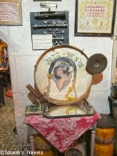 Inside Bistro d'Marie