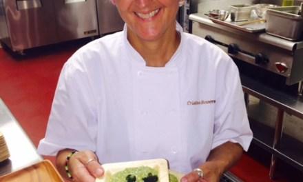 Meet Michelin-Star Chef Cristina Bowerman