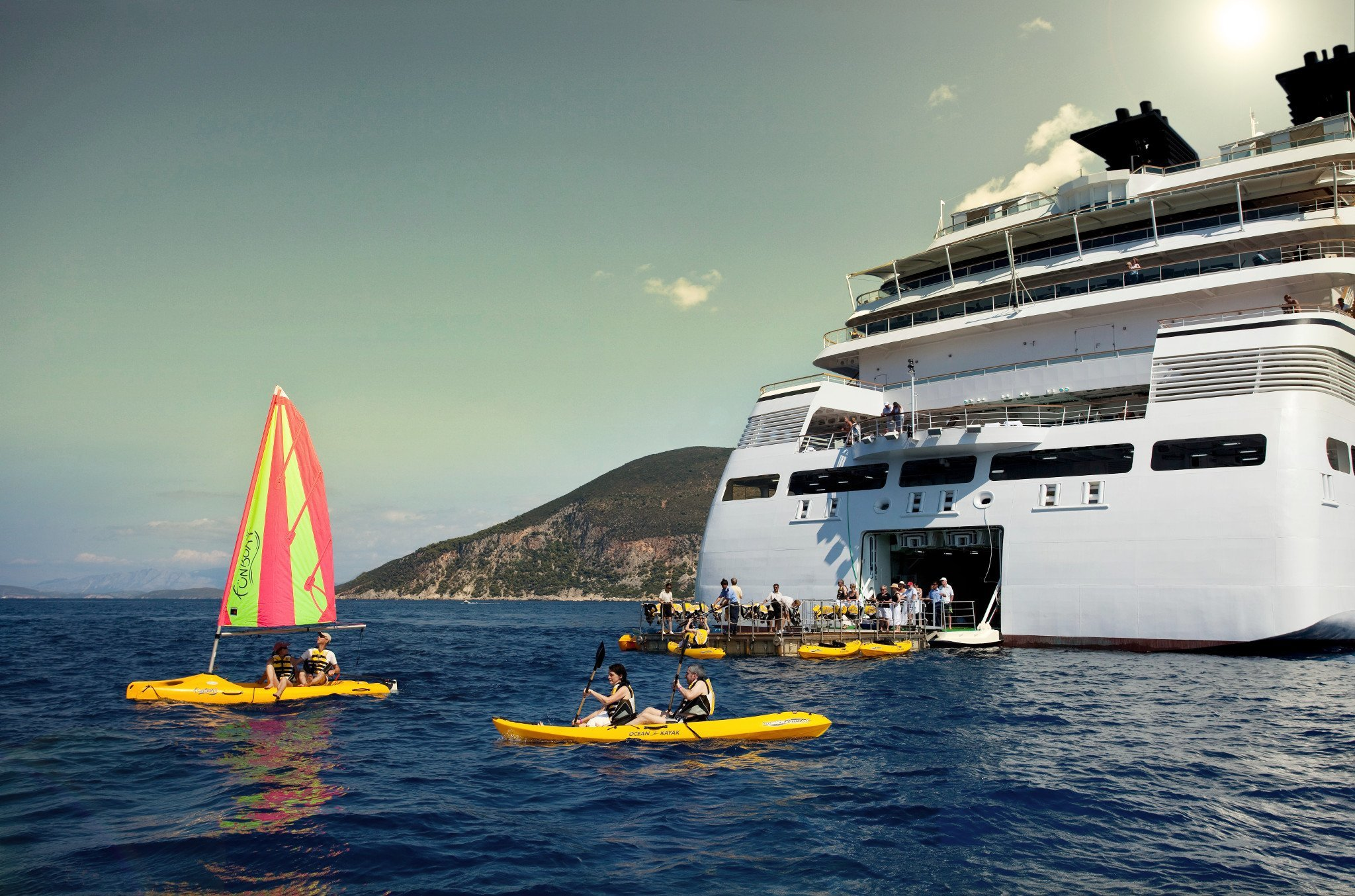 Seabourn | Watersports