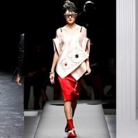 Nét Á Đông huyền bí trong xu hướng thời trang Xuân Hè 2013