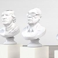 Sound of Power: những bức tượng biết hát