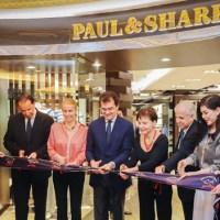 Sao Việt hội tụ dịp Paul & Shark khai trương tại Hà Nội