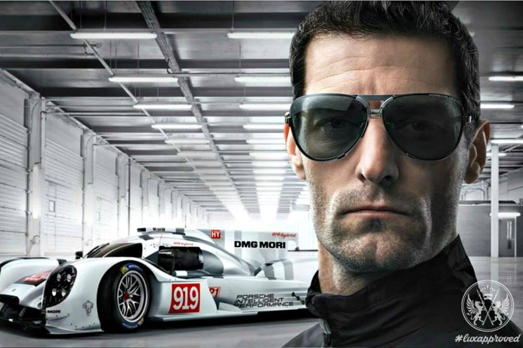 Porsche Design P 8678 Titanium Sunglasses With