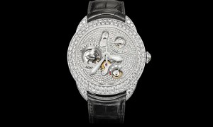 Backes & Strauss Presents The Master-Cut Timepiece The Earl of Strauss