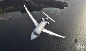 Introducing The $58 Million Falcon 8X Ultra-Long-Range Trijet