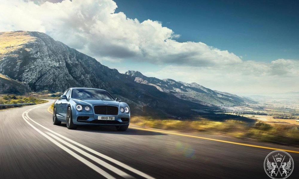 2017 Bentley Flying Spur W12 S is 202-MPH Luxury