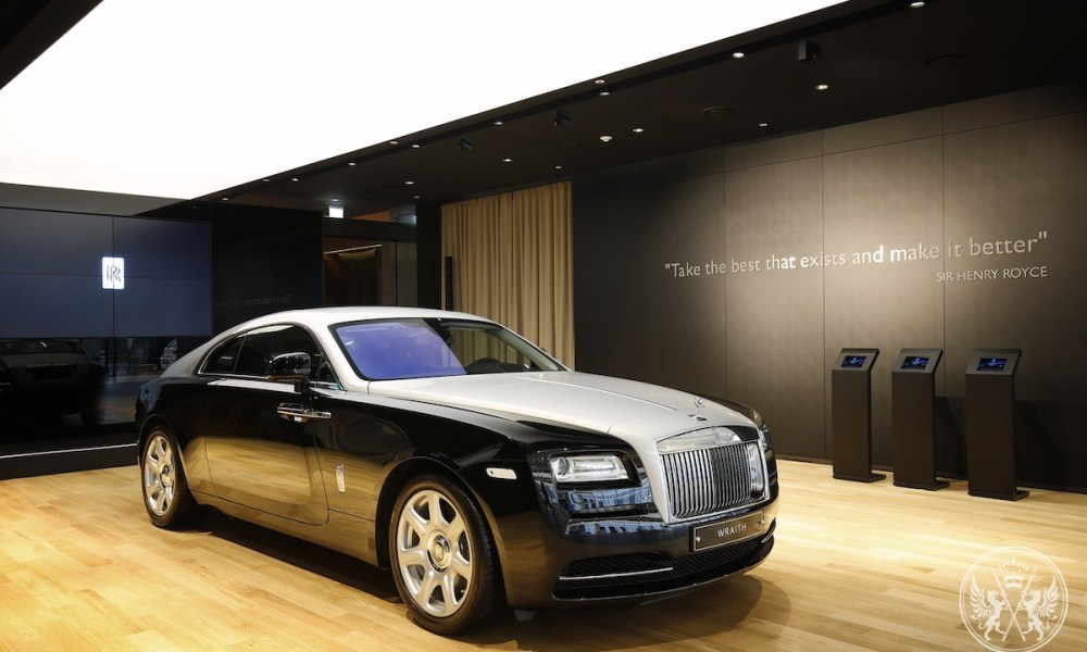 Rolls-Royce Motor Cars Studio Opens in South Korea