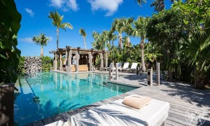 Camp David Villa Is the Priciest Rental Property on the Island of St. Barts