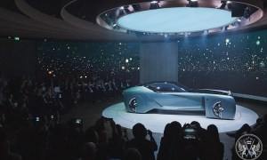 The Rolls-Royce VISION NEXT 100 Is Premiered in Los Angeles