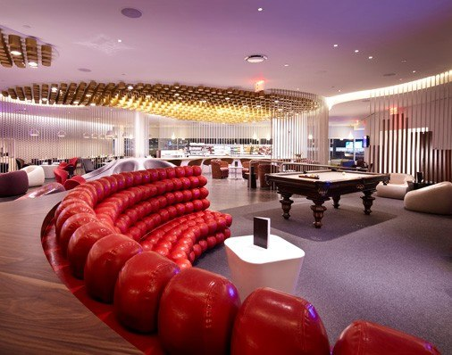 Virgin Atlantic's New Clubhouse at JFK Airport_Photos_1