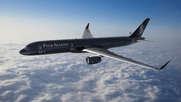 Four Seasons Jet Experiences