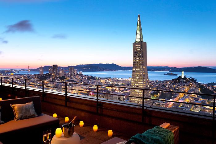 San Francisco Mandarin Oriental Hotel