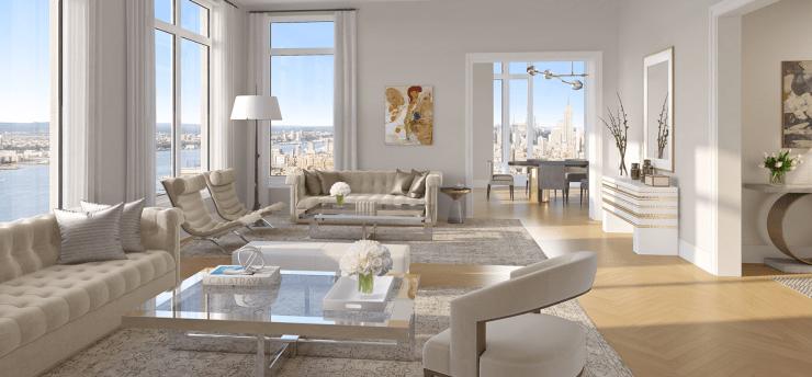 Four Seasons New York Downtown Residences
