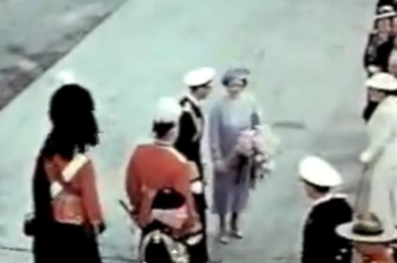 King and Queen 1939