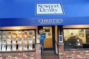 Newport Realty x Christies Opens In Sidney