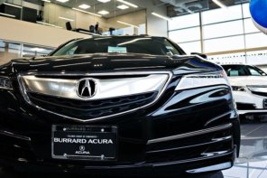 Burrard Acura Grand Reopening with the Canucks' Bo Horvat