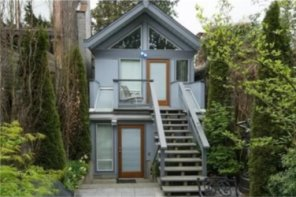 Skinny Point Grey Home Sells For $1.3M