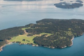Moresby Island Up For Sale