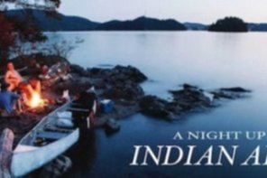 A Night Up The Indian Arm