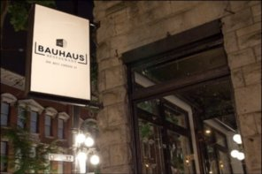 The Bauhaus Restaurant In Vancouver