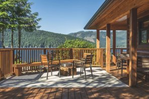 Port Renfrew's Only Penthouse Rental